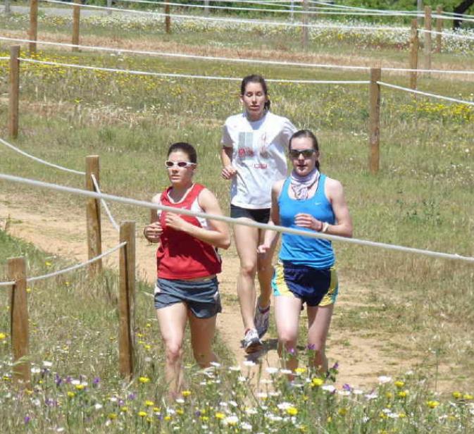 Tilia Udelhoven / Florentine Exner / Luna Udelhoven mit Vereinsrekord 6:53,51 (2010)