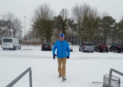 Schneetraining, Peter Udelhoven