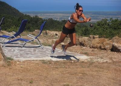 Urlaub=Trainingslager=Leidenschaft