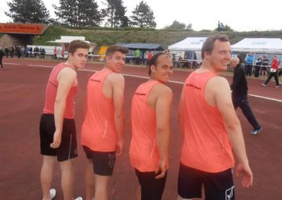 Männer-Sprint-Staffel