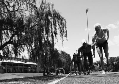 Norwegisch-Deutsches Trainingsteam in Südafrika