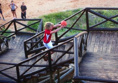 Treppen-Sprints