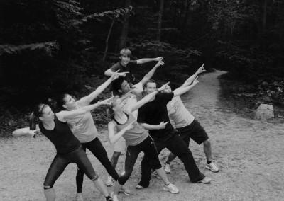 Wald-Training