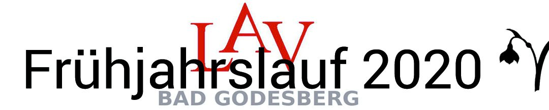 Ergebnisse 33. Bad Godesberger Frühlingslauf 7.3.2020